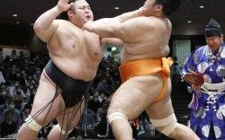 Озэки Такакэйшо башёг ганцаараа тэргүүлж эхлэв