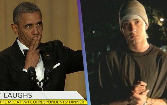 Обама Ерөнхийлөгч байхдаа урам авдаг байсан дуунуудаа хуваалцжээ
