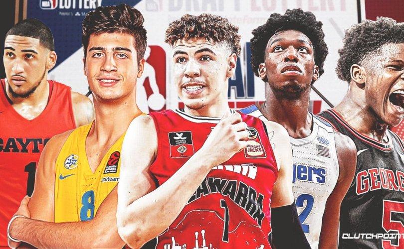 NBA Драфт: Европ тивийн хоёр авьяаслаг залуу сонгогдлоо