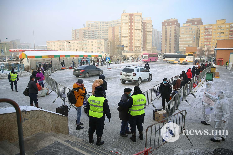 Орон нутгийн тээвэр автобус хөдөө орон нутгийн иргэд COVID-19 (43)