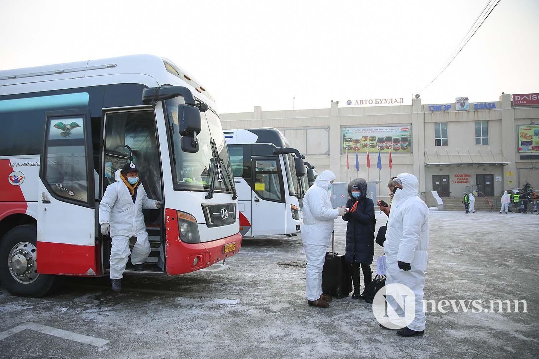 Орон нутгийн тээвэр автобус хөдөө орон нутгийн иргэд COVID-19 (47)