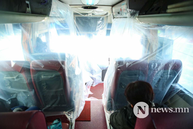 Орон нутгийн тээвэр автобус хөдөө орон нутгийн иргэд COVID-19 (54)