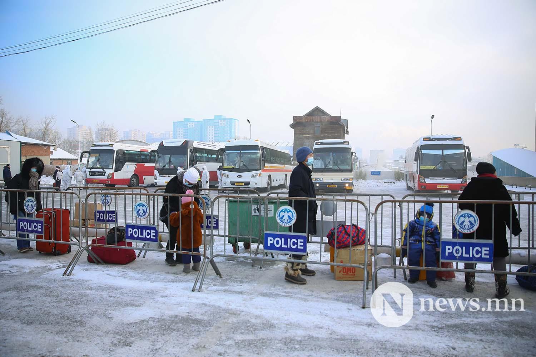 Орон нутгийн тээвэр автобус хөдөө орон нутгийн иргэд COVID-19 (57)