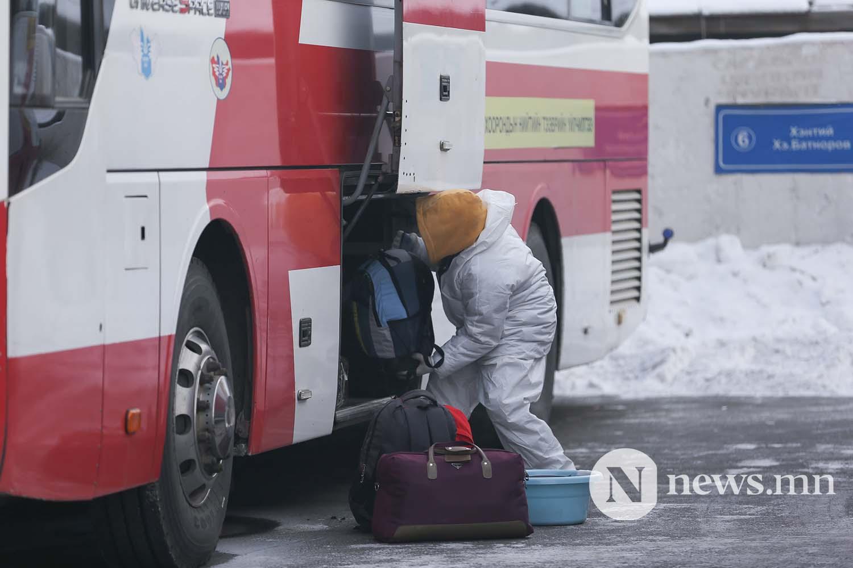 Орон нутгийн тээвэр автобус хөдөө орон нутгийн иргэд COVID-19 (67)