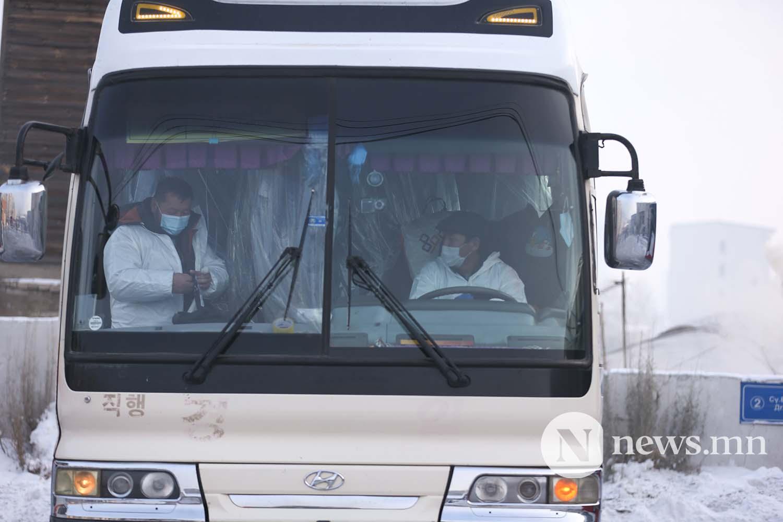Орон нутгийн тээвэр автобус хөдөө орон нутгийн иргэд COVID-19 (68)