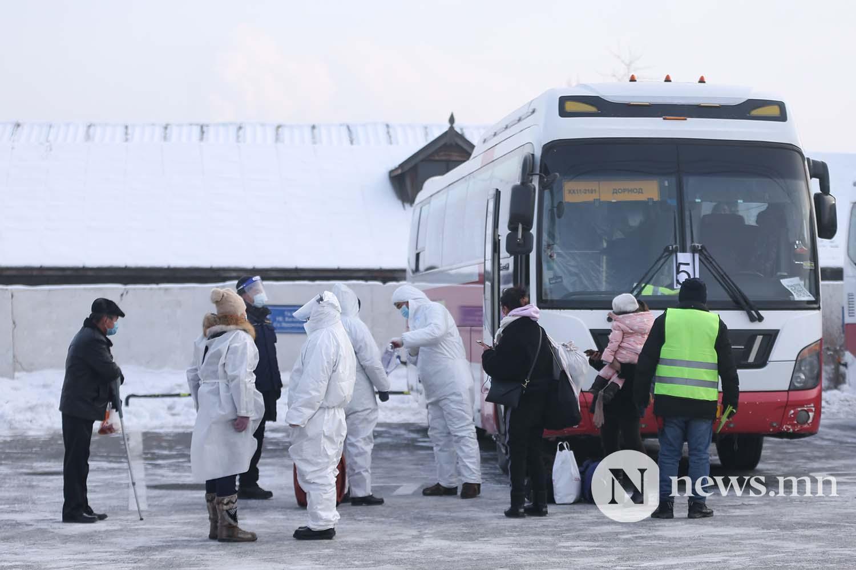 Орон нутгийн тээвэр автобус хөдөө орон нутгийн иргэд COVID-19 (72)