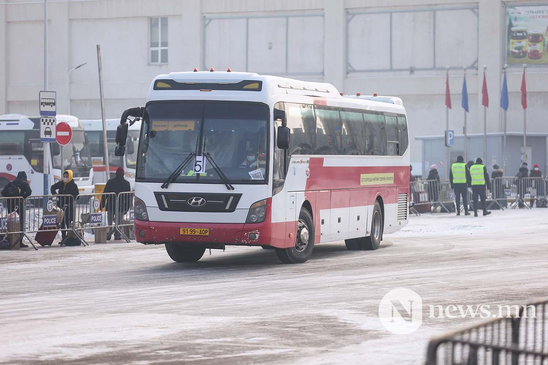 Орон нутгийн тээвэр автобус хөдөө орон нутгийн иргэд COVID-19 (77)