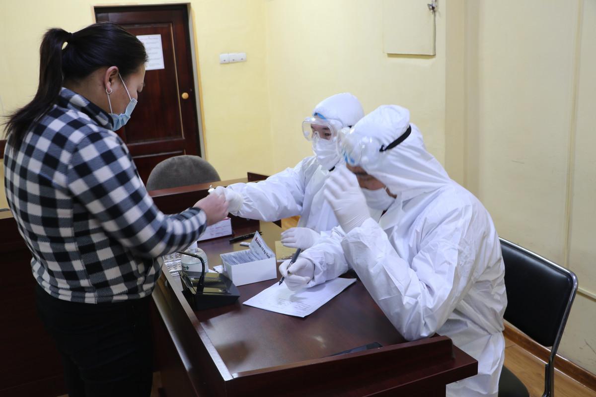 Шүүхийн 106 ажилтны PCR шинжилгээний хариу сөрөг гарчээ | News.MN