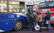 Жолооч халдвар авснаар 100 автобус үйлчилгээнд гарсангүй