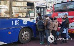 Нийтийн тээврийн автобусны 45 хувь нь энэ онд үйлчилгээнээс хасагдана