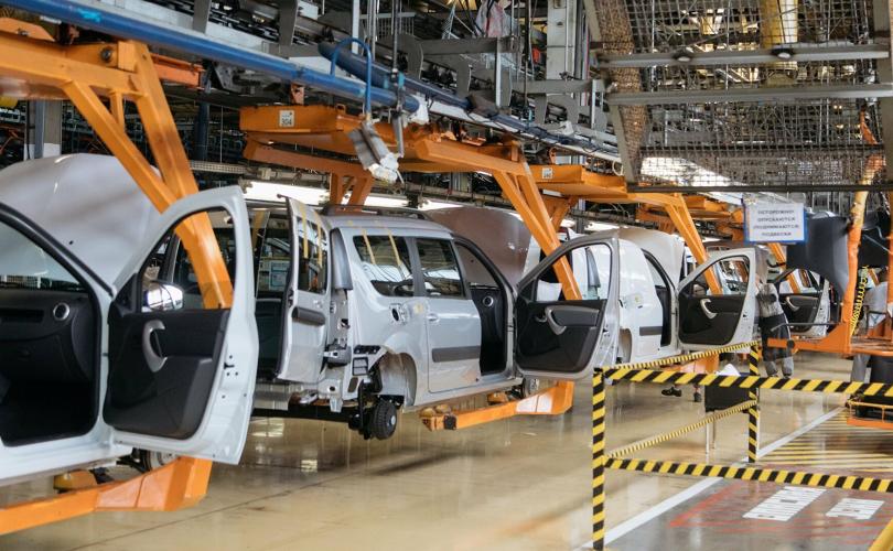 Lada маркийн машины борлуулалт 20 гаруй хувиар өсчээ