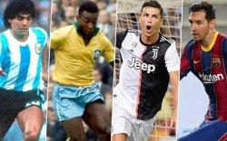 Хөлбөмбөгийн бүх цаг үеийн хамгийн агуу багийг танилцууллаа