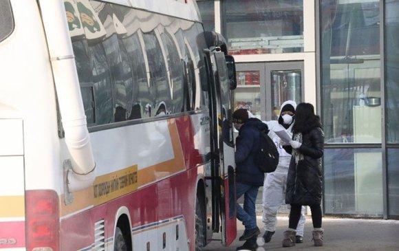 Хот хоорондын нийтийн тээврийг хязгаарлана