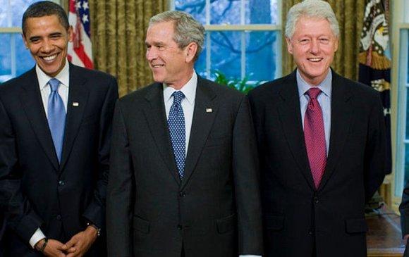"""Обама, Буш, Клинтон нар """"Covid-19""""-ийн эсрэг вакцинд """"оочерлов"""""""