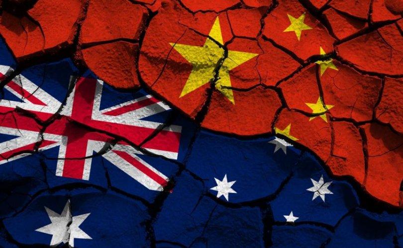Ангалын ирмэгт тулсан Австрали-Хятадын ХАРИЛЦАА