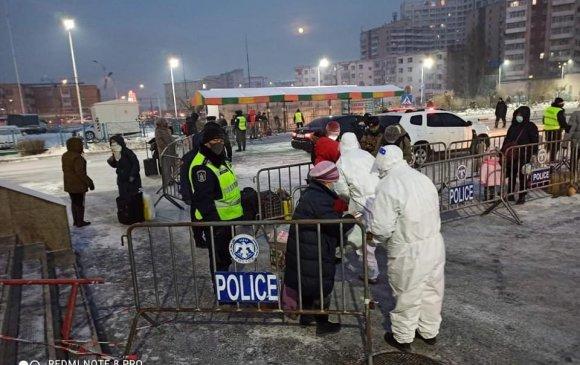 Улаанбаатараас 2531 иргэн нутаг руугаа буцжээ
