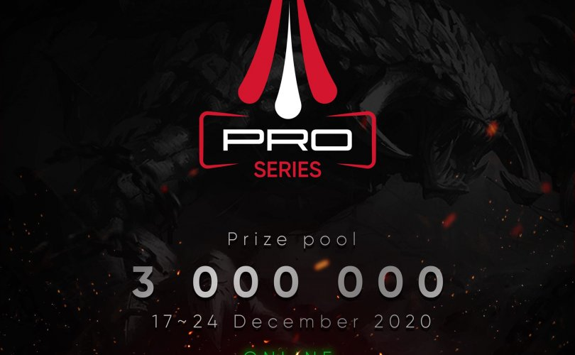 DOTA: MESA Pro Series эхлэхэд 10 хоног үлдлээ