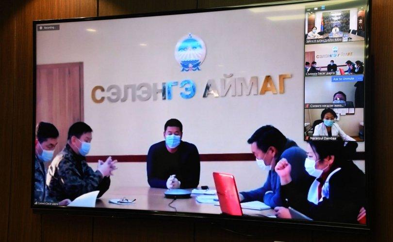 Сэлэнгэ аймгийн Сүхбаатар суманд Ковид-19 халдварын тандалтын судалгааг өргөжүүлнэ