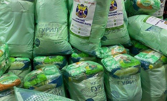 13000 гаруй иргэнд хүнс тэжээлийн тусламж үзүүлсэн байна