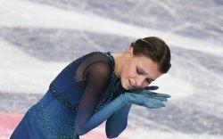 16 настай Анна Щербакова рекорд тогтоон түрүүлэв
