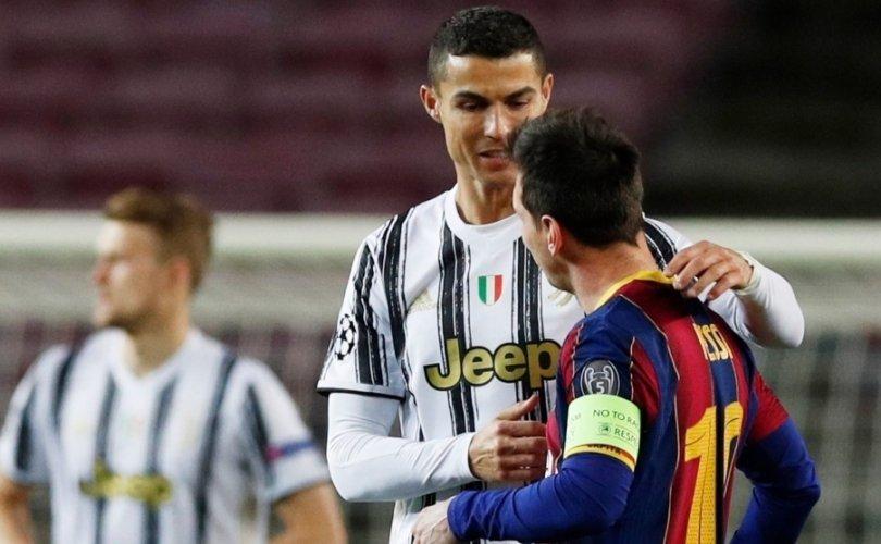 Роналдо, Месси нарын 36 дахь тулаанд Роналдо илүүрхэв
