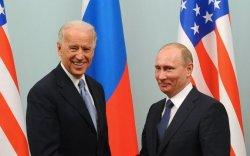 Путин сар гаруйн дараа Байденд баяр хүргэлээ
