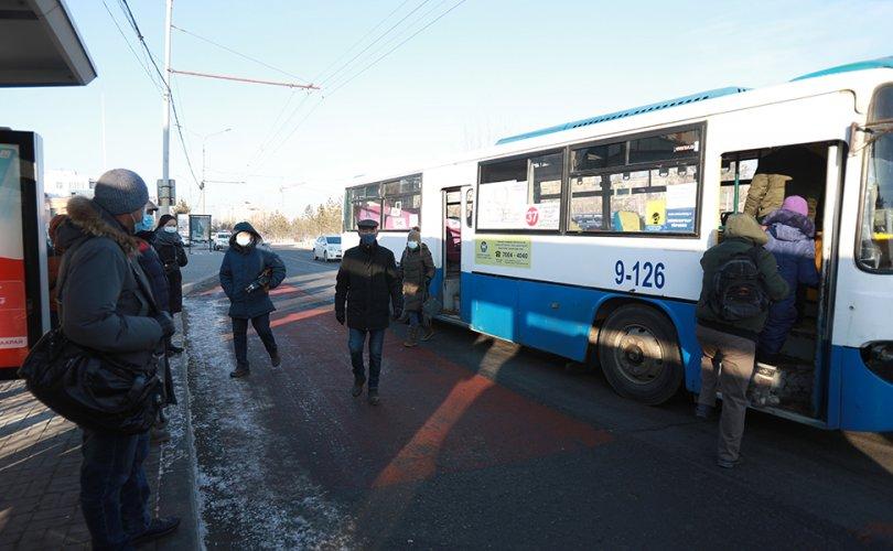 Нийтийн тээврийн 94 чиглэлд 623 автобус үйлчилж байна