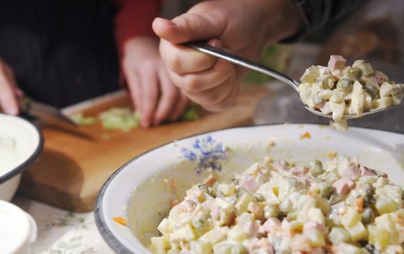 Нийслэл салатны орцод ордог бүх барааны борлуулалт нэмэгджээ