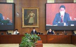 ЭЗБХ: Эрдэнэсийн сангийн тухай хуулийн төслийг хэлэлцэхийг дэмжлээ