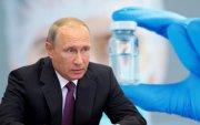 Путин ирэх долоо хоногт иргэдээ вакцинжуулж эхлэхийг тушаалаа