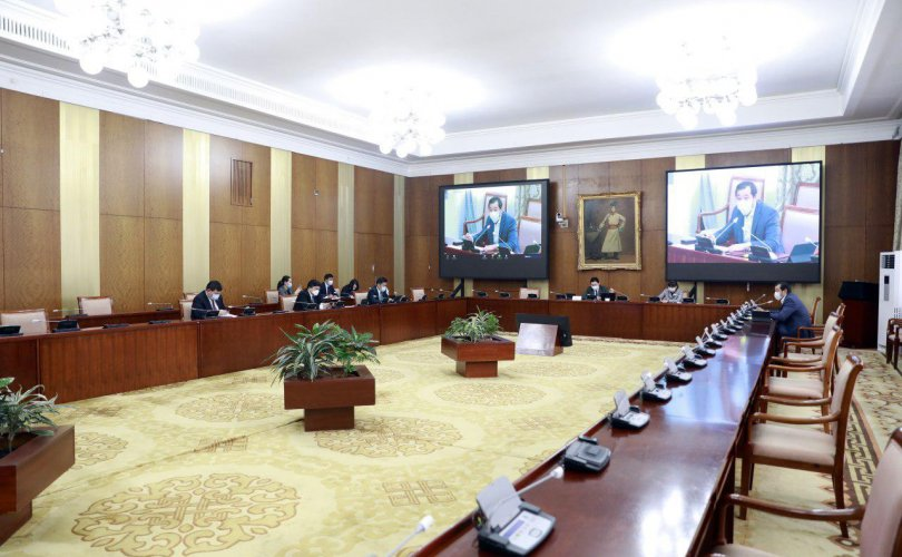 ҮББХ: Улсын Их Хурлын тогтоолын төслийн анхны хэлэлцүүлгийг хийлээ