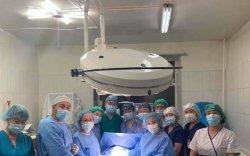 Эмч нар дөрвөн сартайн нярайн амийг аварлаа