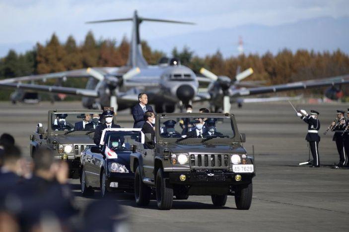 Япон анх удаа 52 тэрбум долларыг армидаа төсөвлөжээ