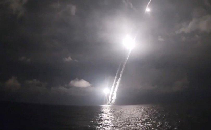 ОХУ тив хоорондын 4 баллистик пуужин шинээр туршлаа