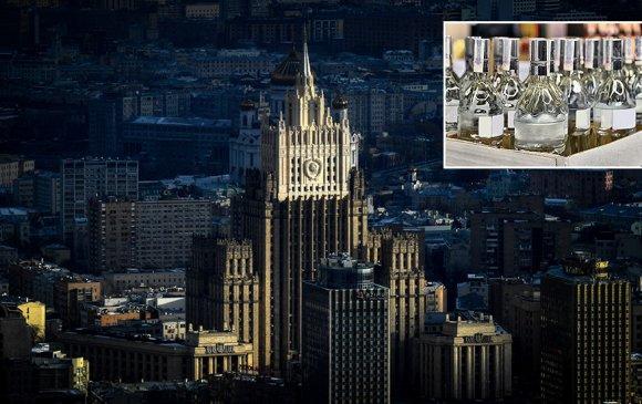 Оросын ГХЯ-наас 1 сая доллар хулгайд алдагджээ