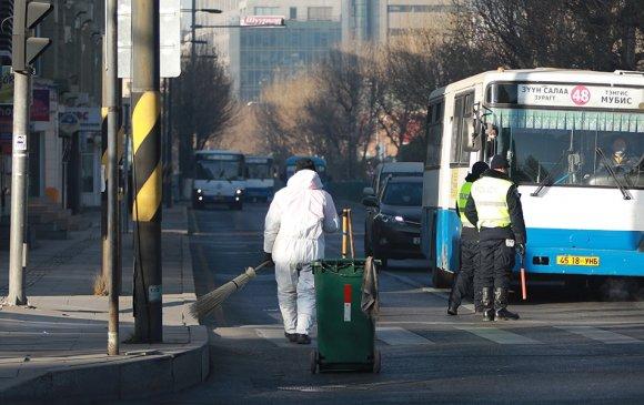 """Нөөц автобуснуудыг """"Автобус-1""""-ийн чиглэлүүдэд гаргасан тул хүрэлцээ хэвийн байна"""