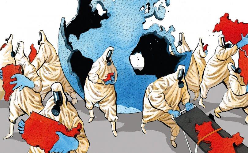 Дэлхийн улсууд цар тахлын оргил үетэй нүүр тулж байна