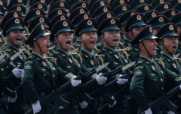 """""""Хятад супер цэрэг бүтээх туршилтаа хүн дээр хийж дууссан"""""""
