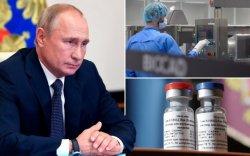 """Путин """"Sputnik V"""" вакциныг хийлгэхээ мэдэгджээ"""
