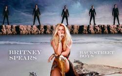 Бритни Спирс, BSB-тэй хамтарчээ