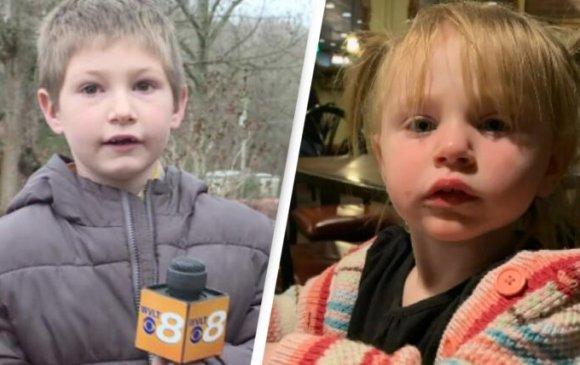 7 настай хүү шатаж буй байшингаас 2 настай дүүгээ аварчээ