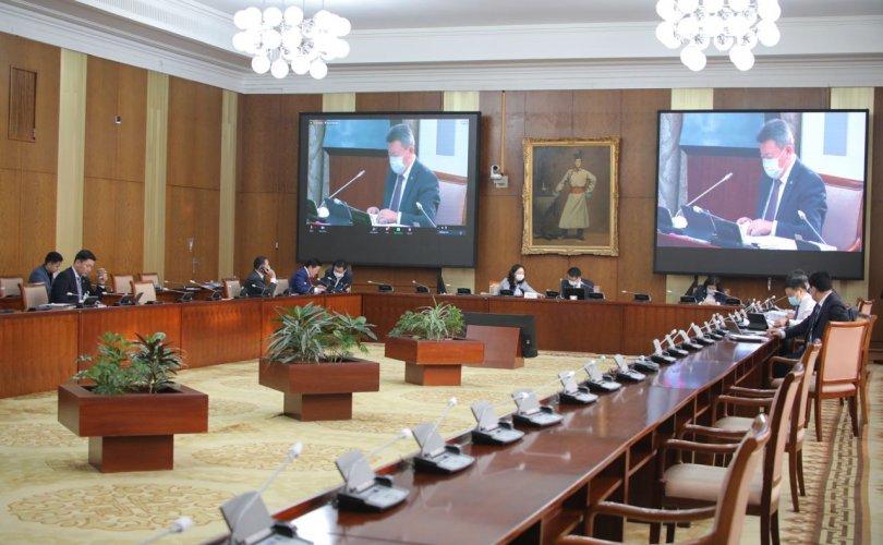 ТББХ: Ерөнхийлөгчийн сонгуулийн тухай хуулийн төслийн эцсийн хэлэлцүүлгийг хийлээ