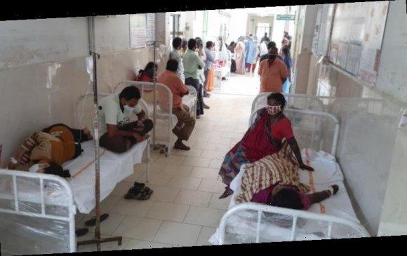 Энэтхэгт гарсан нууцлаг өвчнийг ДЭМБ судалж байна