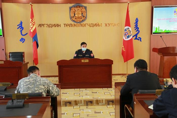 Хан-Уул дүүргийн Онцгой комисс шуурхай хуралдлаа