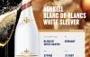 henkell blanc de blancs white sleever