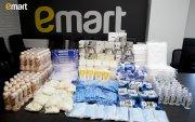 Имарт Хайпермаркет эмч, сувилагч нарт шаардлагатай хэрэгсэл бүхий аранзыг бэлтгэв