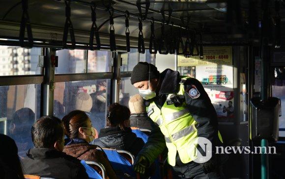 Багануур-Улаанбаатар чиглэлд 152 хүн зорчжээ