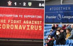 Covid-19-ийн улмаас Премьер лигийн тоглолтууд цуцлагдаж байна