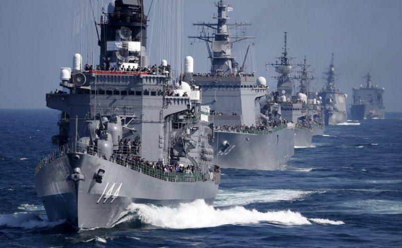 Япон, Франц, АНУ анхны хамтарсан цэргийн сургуулилалтаа хийнэ