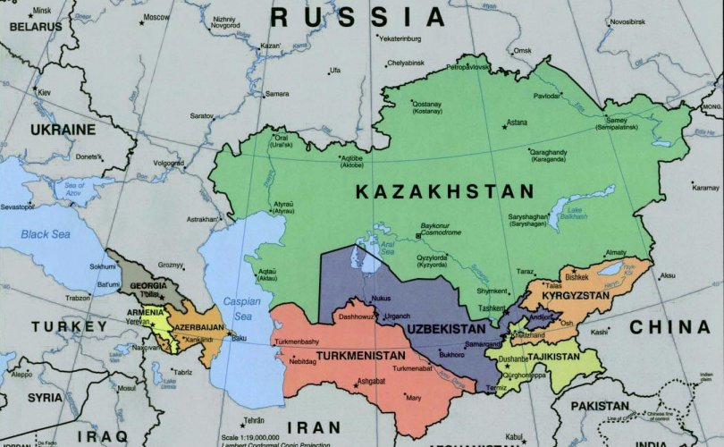 Оросын улстөрчид Казахстаны газар нутгийг Зөвлөлтийн бэлэг гэв